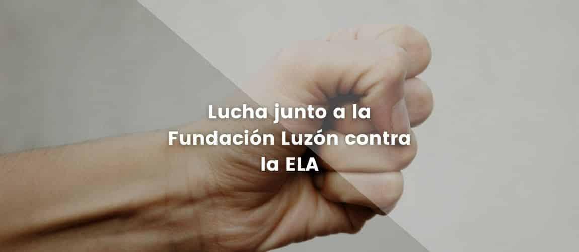 Lucha contra la ELA