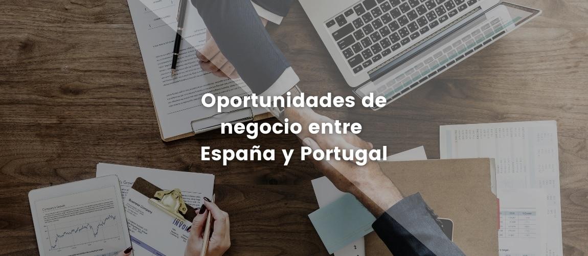 España y Portugal negocios