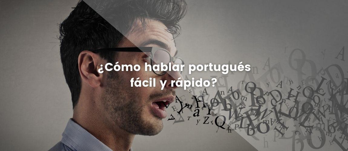 Hablar portugués