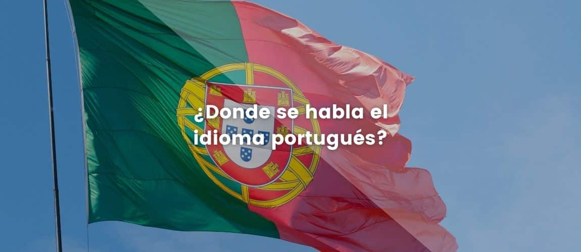 Donde se habla el idioma portugués