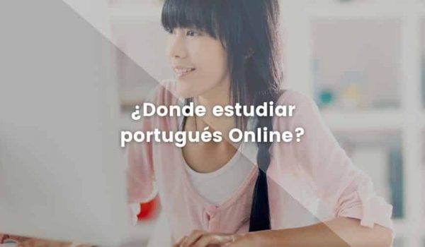 Donde estudiar portugués online