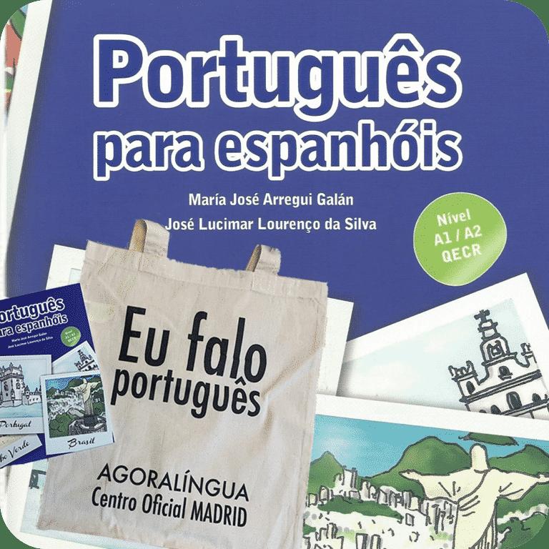 libro para aprender portugués nivel A1 a2