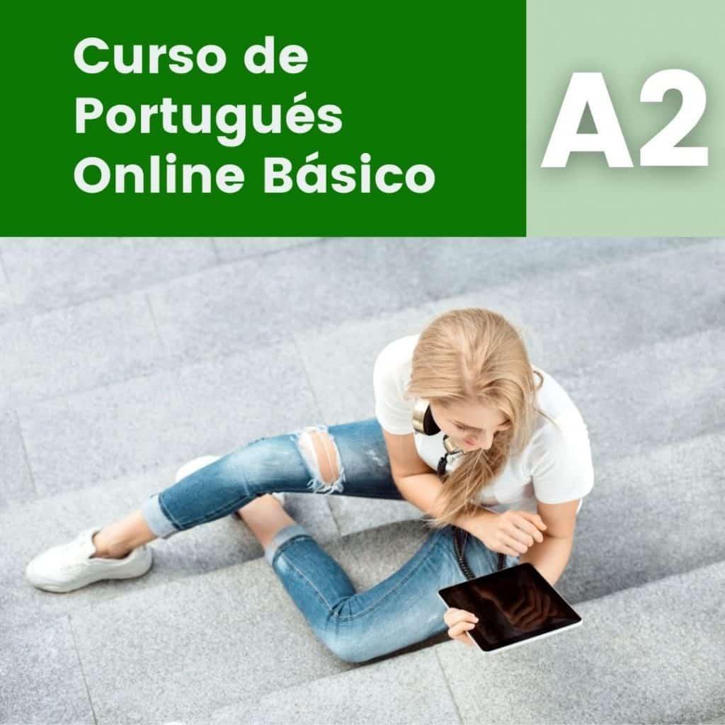 curso de portugues online A2