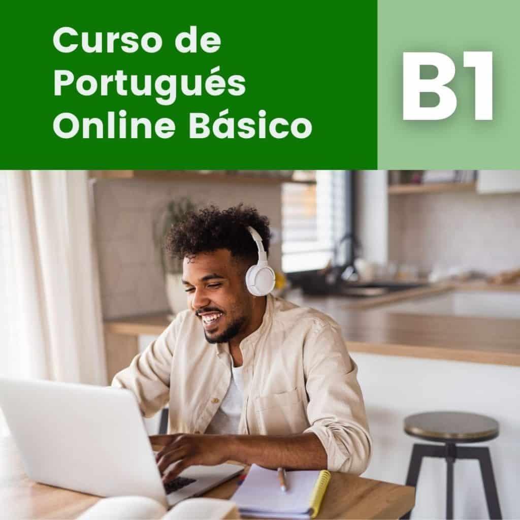 curso de portugues online B1
