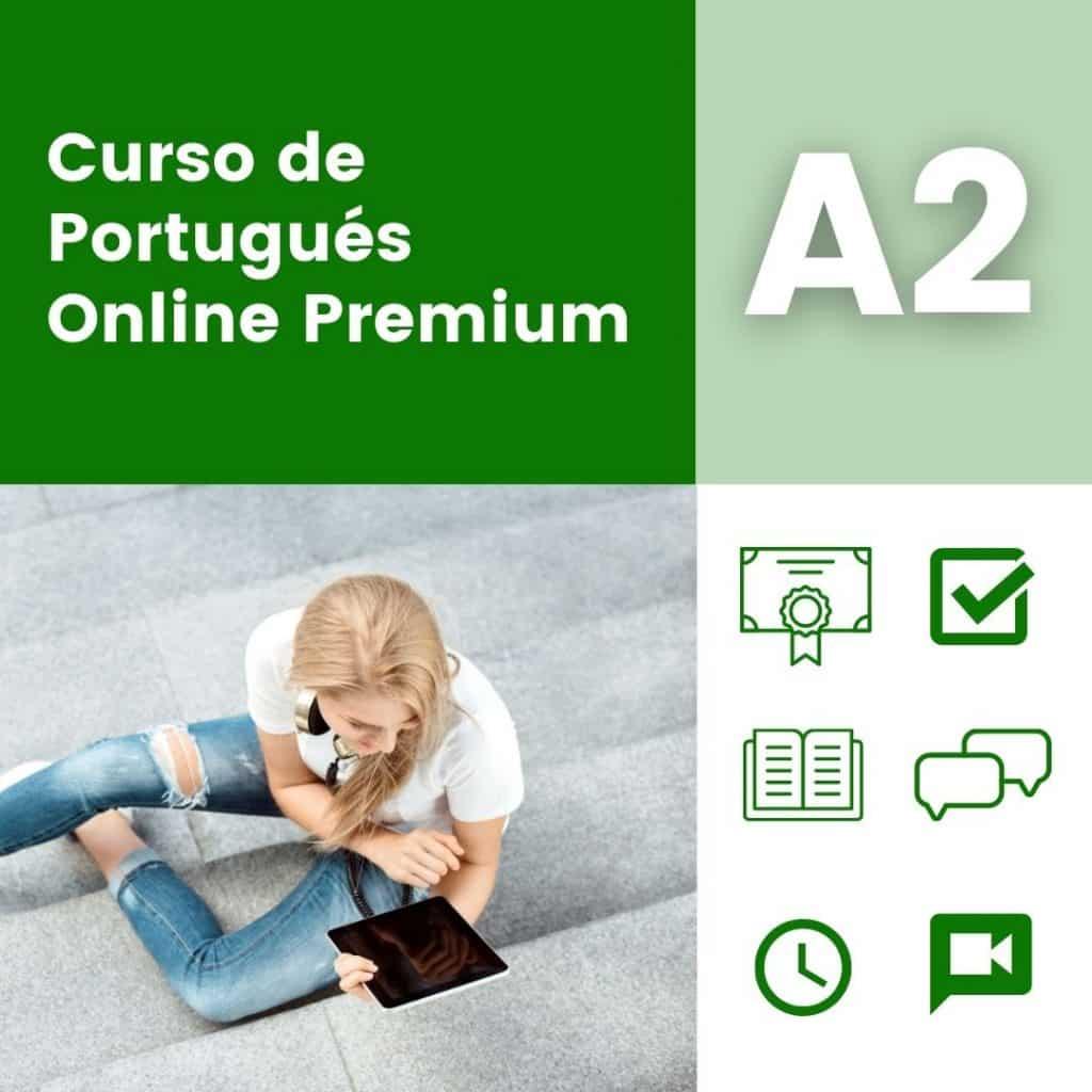 CURSO PORTUGUES ONLINE A2