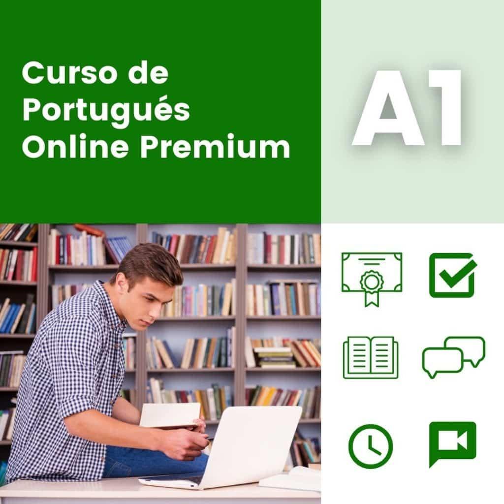 CURSO PORTUGUES ONLINE A1