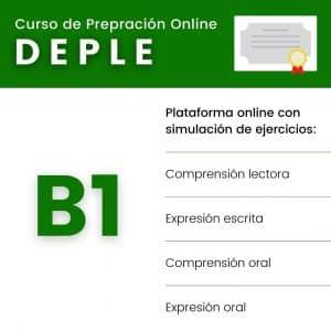 curso de preparación examen deple