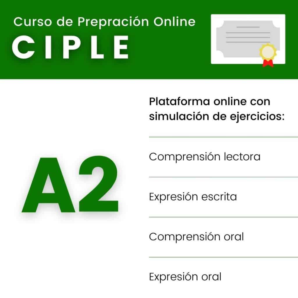 curso de preparación examen ciple