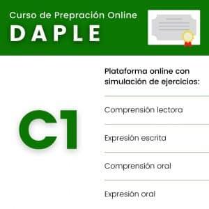 curso de preparación examen daple