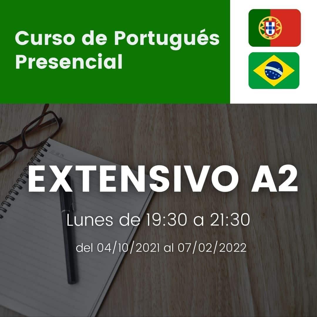 cursos de portugues extensivo a2