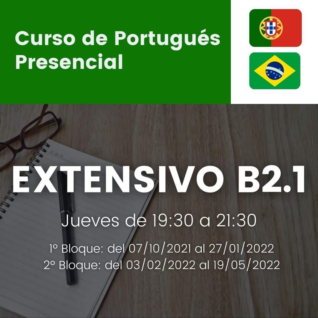 curso de portugues extensivo b2.1