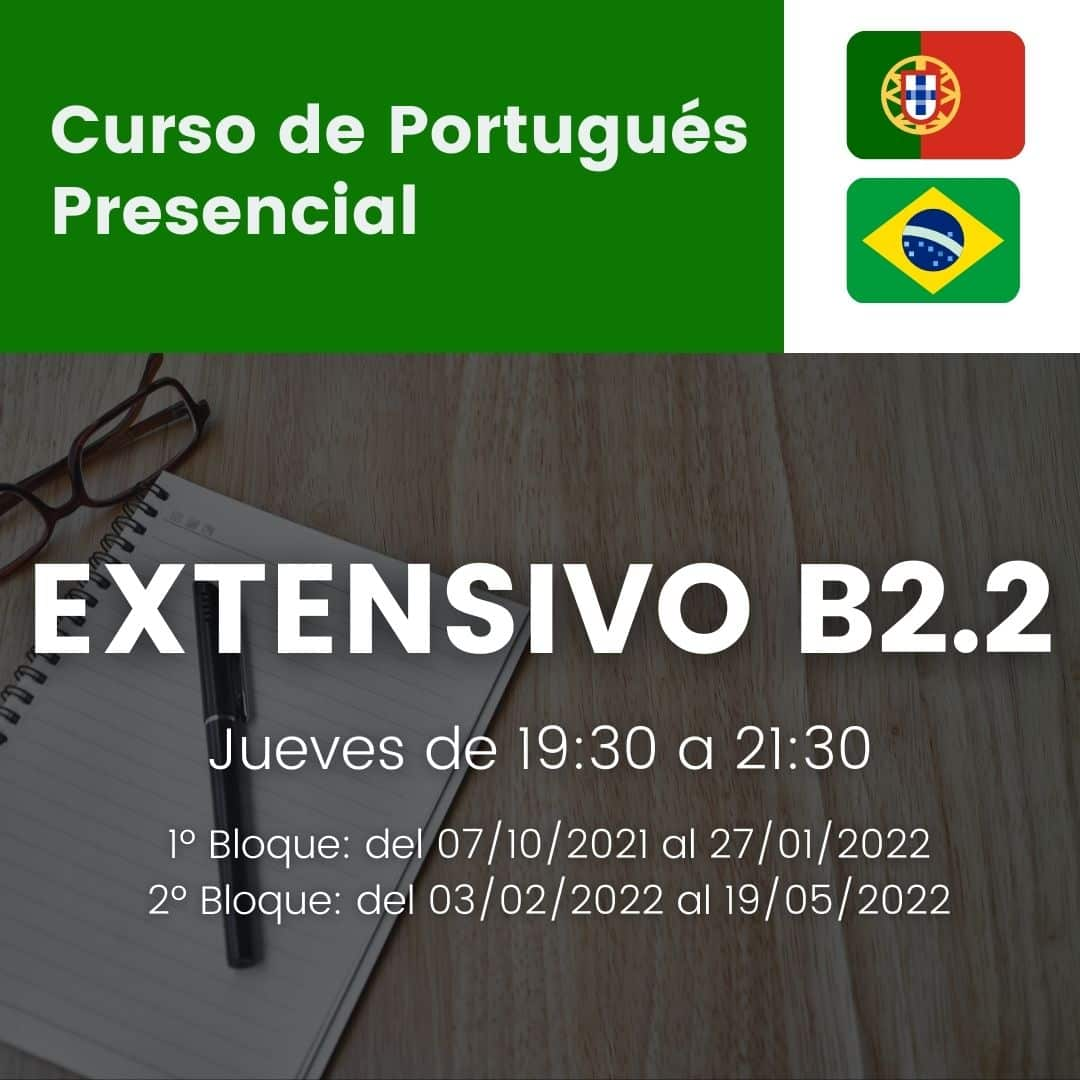 cursos de portugues extensivo B2